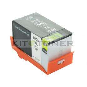 HP CD975AE - Cartouche d'encre compatible noire HP 920XL