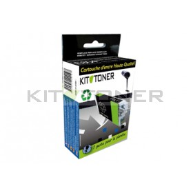 Cartouche HP 970 XL - Cartouche d'encre compatible noire HP CN625AE