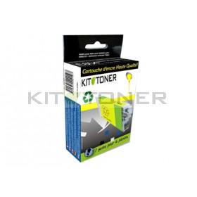 Cartouche HP 971 XL - Cartouche d'encre compatible jaune HP CN628AE