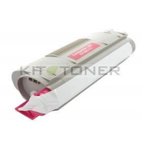 Oki 44844614 - Cartouche de toner compatible magenta