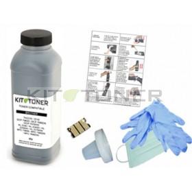 Konica A0X5150 - Kit de recharge toner compatible noir