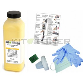 Oki 43324421 - Kit de recharge toner compatible Jaune