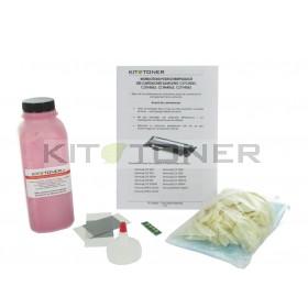 Samsung CLTM406S - Kit de recharge toner compatible magenta