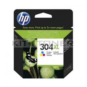 HP N9K07AE - Cartouche d'encre couleur originale HP 304 XL