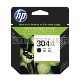 HP N9K08AE - Cartouche d'encre noire originale HP 304 XL