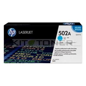 HP Q6471A - Cartouche de toner d'origine cyan