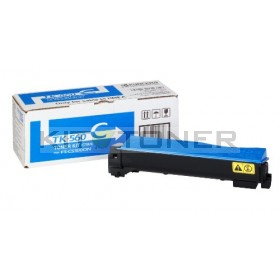 Kyocera TK560C - Toner cyan de marque