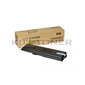 Kyocera TK800K - Cartouche de toner noir original