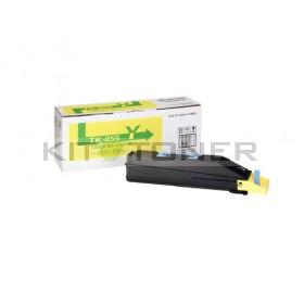 Kyocera TK855Y - Cartouche de toner jaune original