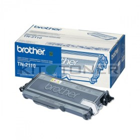 Brother TN2110 - Cartouche de toner d'origine TN2110