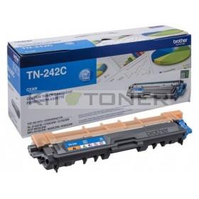 Brother TN242C - Cartouche de toner cyan TN242C