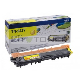 Brother TN242Y - Cartouche de toner jaune TN242Y