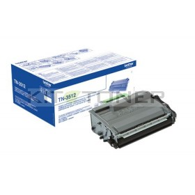 Brother TN3512 - Cartouche toner originale xxl