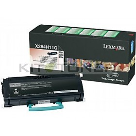 Lexmark X264H11G - Cartouche toner originale xl
