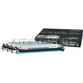 Lexmark C53034X - Tambour d'origine 4 couleurs