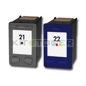 HP SD367AE - Pack de 2 cartouches encre compatible