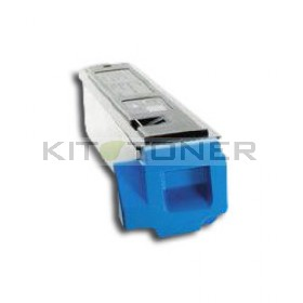 Kyocera TK810C - Cartouche de toner cyan original