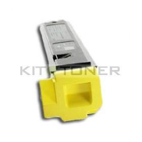 Kyocera TK810Y - Cartouche de toner jaune original