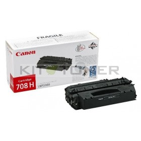 Canon 0917B002 - Cartouche toner d'origine 708H