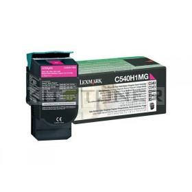 Lexmark 0C540H1MG - Cartouche toner magenta originale xl