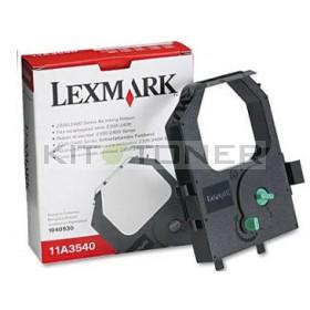 Lexmark 11A3540 - Ruban d'impression de marque noir