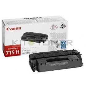 Canon 1976B002 - Cartouche toner d'origine 715H