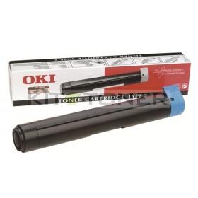 Oki 43640302 - Cartouche toner d'origine