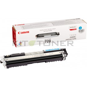 Canon 4369B002 - Cartouche de toner cyan d'origine 729