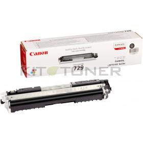 Canon 4370B002 - Cartouche de toner noire d'origine 729