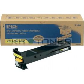 Epson S050490 - Cartouche toner jaune d'origine