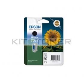 Epson C13T017401 - Cartouche d'encre noire de marque T017401
