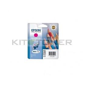 Epson C13T032340 - Cartouche d'encre magenta de marque T032340