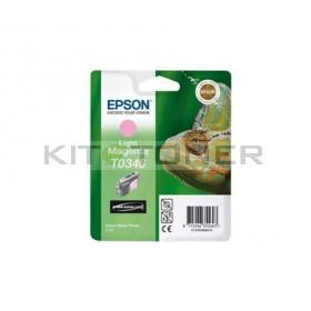 Epson C13T034640 - Cartouche d'encre magenta clair de marque T034640