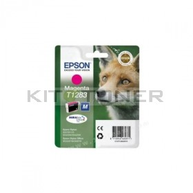 Epson C13T12834011 - Cartouche d'encre magenta de marque T1283