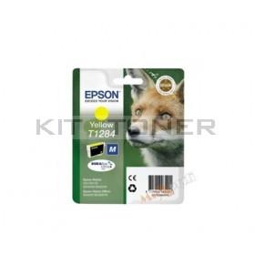 Epson C13T12844011 - Cartouche d'encre jaune de marque T1284
