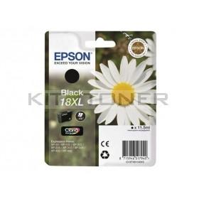 Epson C13T18114010 - Cartouche d'encre noire Epson T1811