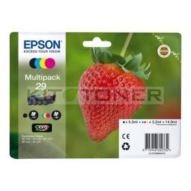 Epson C13T29864010 - Multipack 29 d'encre d'origine
