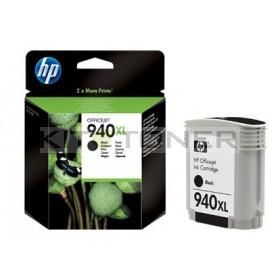 HP C4906AE - Cartouche d'encre noire originale 940XL