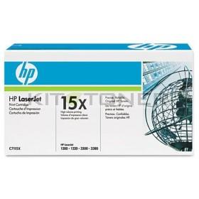 HP C7115X - Cartouche de toner d'origine 15X