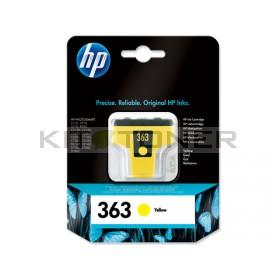 HP C8773EE - Cartouche d'encre jaune de marque 363