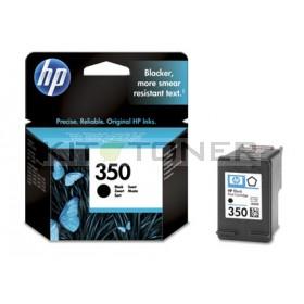 HP CB335EE - Cartouche d'encre noire d'origine 350