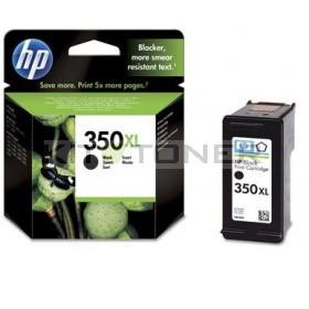HP CB336EE - Cartouche d'encre noire d'origine 350XL