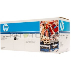 HP CE740A - Cartouche de toner d'origine noir 307A
