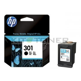 HP CH561EE - Cartouche d'encre noire de marque 301