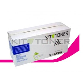 Oki 43487710 - Cartouche de toner magenta compatible