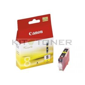 Canon CLI8Y - Cartouche d'encre origine jaune 0623B001