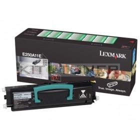 Lexmark E250A11E - Cartouche de toner de marque