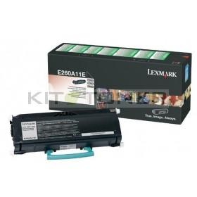 Lexmark E260A11E - Cartouche de toner d'origine