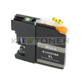 Brother LC227XLBK - Cartouche d'encre noire compatible avec Brother LC227XLBK