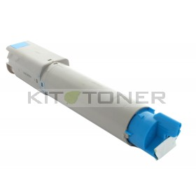 Oki 43459331 - Toner compatible Cyan